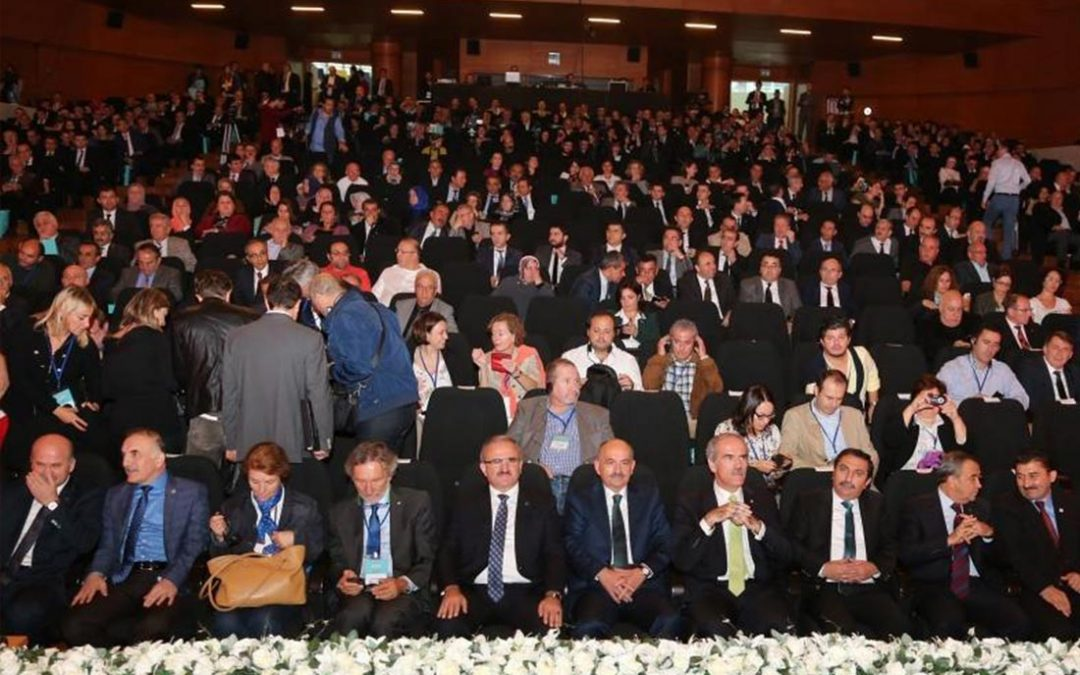 Bursa; Avrupa Tarihi Termal Kentler Birliği (EHTTA) zirvesine ev sahipliği yaptı.