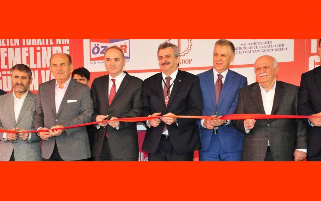 Deliklikaya Sanayi Bölgesi açıldı